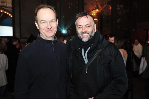 Peter Bradshaw (The Guardian) and Toby Rose (Evening Standard)
